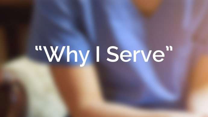 Why I Serve: Kristine M. Lohr, MD, MS