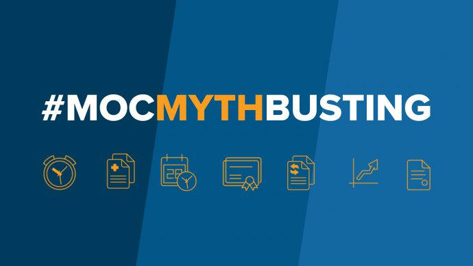 MOC Mythbusting: How well do you know ABIM's MOC program?