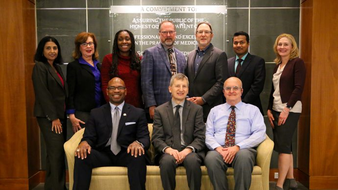 Summary Report: Fall 2019 Internal Medicine Board Meeting